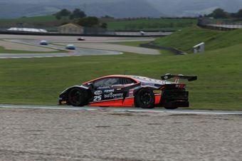 Agostini Spinelli (Antonelli Motorsport,Lamborghini Huracan S.GT3 #25) , ITALIAN GRAN TURISMO CHAMPIONSHIP