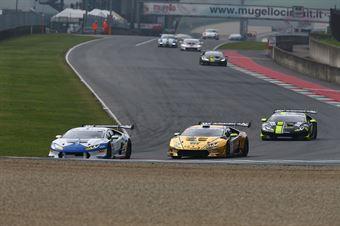 Baruch Faccioni (Vincenzo Sospiri Racing,Lamborghini Huracan S.GTCup#105) , ITALIAN GRAN TURISMO CHAMPIONSHIP