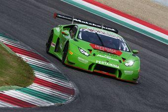 Bortolotti Mul (Imperiale Racing,Lamborghini Huracan S.GT3 #16) , ITALIAN GRAN TURISMO CHAMPIONSHIP