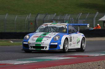 Carboni Durante (Drive Technology,Porsche 997Cup GTCup #155) , ITALIAN GRAN TURISMO CHAMPIONSHIP