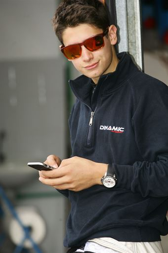 Jonathan Ceccotto (Dinamic Motorsport,Porsche Cayman GT4 CS #256) , ITALIAN GRAN TURISMO CHAMPIONSHIP