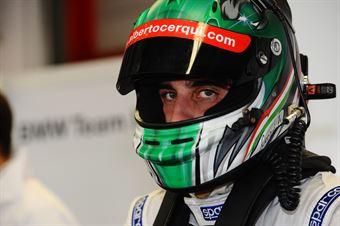 Alberto Cerqui (BMW Team Italia,BMWM6 GT3 #15) , ITALIAN GRAN TURISMO CHAMPIONSHIP