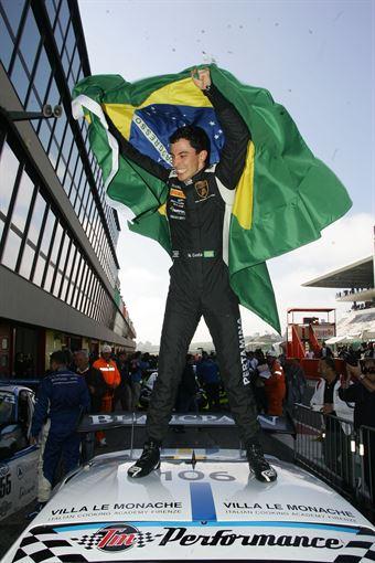 Nicolas Costa  (Vincenzo Sospiri Racing,Lamborghini Huracan S.GTCup#106) , ITALIAN GRAN TURISMO CHAMPIONSHIP