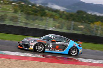 Sabino Marco De Castro (Ebimotors,Porsche Cayman GT4 CS #252) , ITALIAN GRAN TURISMO CHAMPIONSHIP