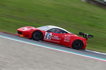 Marco Galassi (Team Malucelli,Ferrari 458 Italia GT3 #60) , ITALIAN GRAN TURISMO CHAMPIONSHIP