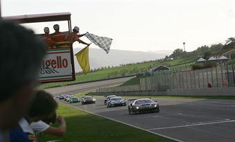 Arrivo GT3 gara 1, ITALIAN GRAN TURISMO CHAMPIONSHIP