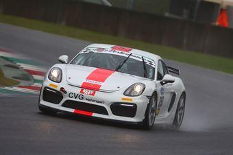 Giuliani Baruchelli (Porsche Cayman GT4 CS #253) , ITALIAN GRAN TURISMO CHAMPIONSHIP