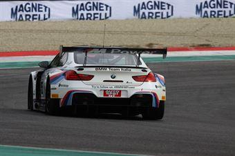 Comandini Cerqui (BMW Team Italia,BMWM6 GT3 #15) , ITALIAN GRAN TURISMO CHAMPIONSHIP