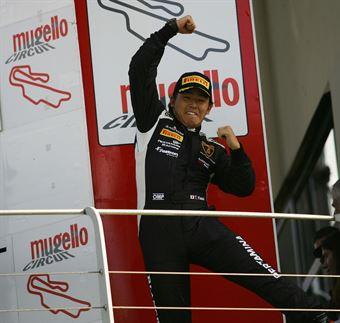 Takashi Kasai (Antonelli Motorsport,Lamborghini Huracan S.GTCup #104) , ITALIAN GRAN TURISMO CHAMPIONSHIP