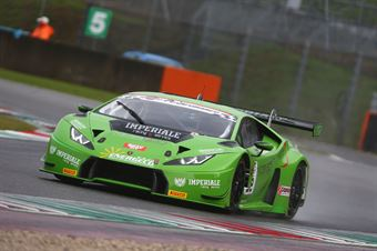 Kujala Venturini (Imperiale Racing,Lamborghini Huracan  S.GT3 #32) , ITALIAN GRAN TURISMO CHAMPIONSHIP