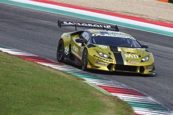 Mantovani Alessandri (Antonelli Motorsport,Lamborghini Huracan S.GTCup #103) , ITALIAN GRAN TURISMO CHAMPIONSHIP