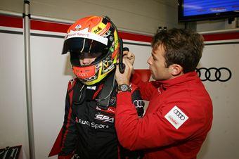 Mapelli Vanthoor (Audi Sport Italia, Audi R8 LMS GT3 #8) , ITALIAN GRAN TURISMO CHAMPIONSHIP
