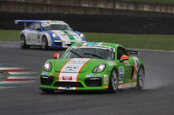 Mercatali Ceccotto (Dinamic Motorsport,Porsche Cayman GT4 CS #256) , ITALIAN GRAN TURISMO CHAMPIONSHIP