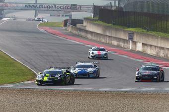 Necchi Galbiatii (Antonelli Motorsport, Lamborghini Huracan S.GTCup #132) , ITALIAN GRAN TURISMO CHAMPIONSHIP