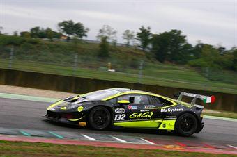 Necchi Galbiati (Antonelli Motorsport, Lamborghini Huracan S.GTCup #132) , ITALIAN GRAN TURISMO CHAMPIONSHIP