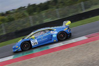 Palma Lima (Imperiale Racing,Lamborghini Huracan S.GTCup #135) , ITALIAN GRAN TURISMO CHAMPIONSHIP