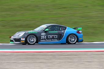 Riccardo Pera (Ebimotors,Porsche Cayman GT4 CS #251) , ITALIAN GRAN TURISMO CHAMPIONSHIP