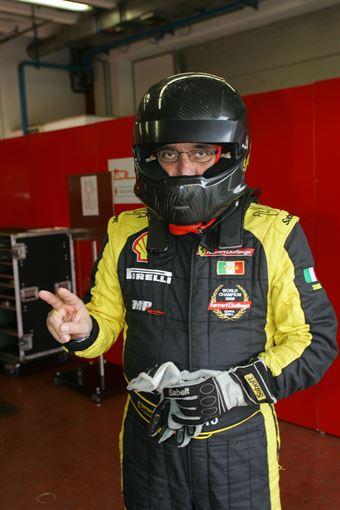Vincenzo Sauto (Mster KR Racing,Ferrari 458 Italia GTCup #159) , ITALIAN GRAN TURISMO CHAMPIONSHIP