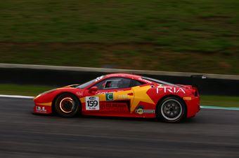Zanardini Sauto (Master KR Racing,Ferrari 458 Italia GTCup #159) , ITALIAN GRAN TURISMO CHAMPIONSHIP