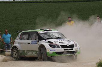 Umberto Scandola, Guido Damore (Skoda Fabia S2000 #5, Car Racing), CAMPIONATO ITALIANO RALLY