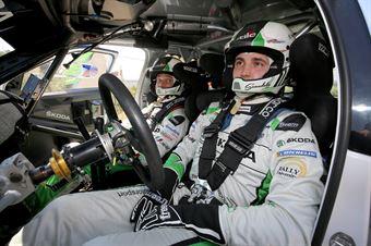 TARGA FLORIO 2016 Skoda Italia Motorsport, CAMPIONATO ITALIANO RALLY