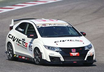 Karl Gustav Nerman (Jas Motorsport,Honda Civic TCS2.0 #115) , TCR ITALY TOURING CAR CHAMPIONSHIP