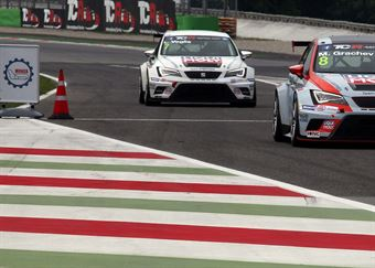 23.05.2015   Mikhail Grachev (RUS) Audi TT, Liqui Moly Team Engstler, TCR ITALY TOURING CAR CHAMPIONSHIP