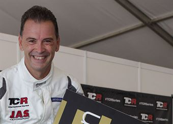 30.09.2016   Qualifying, pole position Roberto Colciago (ITA) Honda Civic TCR, Target Competition , TCR ITALY TOURING CAR CHAMPIONSHIP