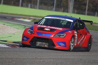 Enrico Bettera  (Pit Lane,Seat Leon SEQ. TCR #41) , TCR ITALY TOURING CAR CHAMPIONSHIP