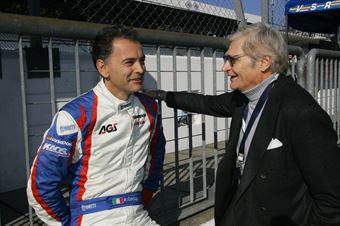 Roberto Colciago (AGS,Honda Civic  TCS 2.0 #105), TCR ITALY TOURING CAR CHAMPIONSHIP