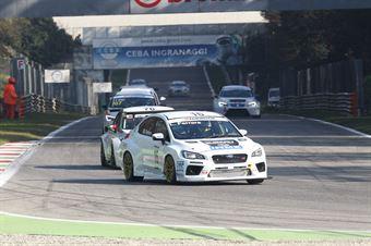 Luigi Ferrara (Top Run,Subaru STI TCR #16) , TCR ITALY TOURING CAR CHAMPIONSHIP