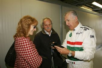 Gianni Giudici (Sc.Giudici,Alfa Romeo Giulietta TCT #605) , TCR ITALY TOURING CAR CHAMPIONSHIP