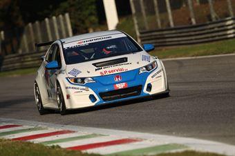 Aku Pellinen (Honda Civic TCR #6) , TCR ITALY TOURING CAR CHAMPIONSHIP