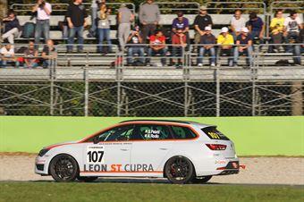 Pelatti Rodio (Girasole,Seat Cupra ST TCS 2.0 #107) , TCR ITALY TOURING CAR CHAMPIONSHIP