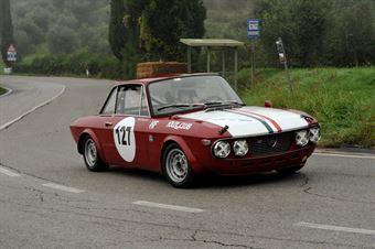 Roberto Rollino – Racing Club 19 – Lancia Fulvia Coupé HF – 127, CAMPIONATO ITALIANO VEL. SALITA AUTO STORICHE