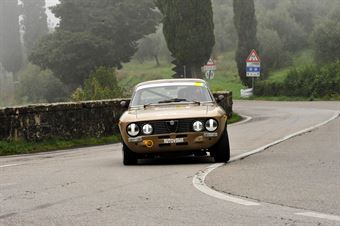 Giovanni Bartoli – Alfa Romeo GTV – 179, CAMPIONATO ITALIANO VEL. SALITA AUTO STORICHE