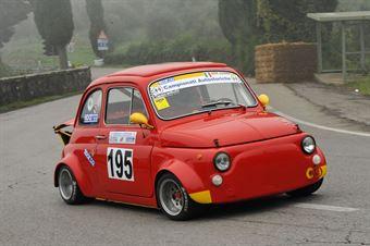 Alessandro Pieroni – Pave Motorsport – Giannini 650 NP – 195, CAMPIONATO ITALIANO VEL. SALITA AUTO STORICHE