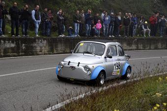 Dario Romoli – Pave Motorsport – Giannini 650 NP – 198, CAMPIONATO ITALIANO VEL. SALITA AUTO STORICHE