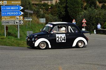 Antonio Lavecchia – Piloti Senesi – Giannini 650 NP – 204, CAMPIONATO ITALIANO VEL. SALITA AUTO STORICHE
