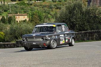 Enrico Zucchetti – Piloti Senesi – NSU TT – 221, CAMPIONATO ITALIANO VEL. SALITA AUTO STORICHE