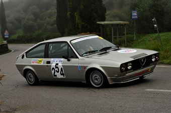 Leonardo Granai – Piloti Senesi – Volkswagen Golf GTI – 254, CAMPIONATO ITALIANO VEL. SALITA AUTO STORICHE