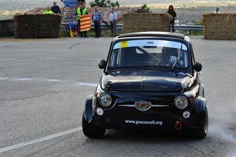 Emidio Romoli – Pave Motorsport – Giannini 650 NP   294, CAMPIONATO ITALIANO VEL. SALITA AUTO STORICHE