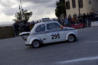 Davide Gelsomini – Piloti Senesi – Fiat 500 – 295, CAMPIONATO ITALIANO VEL. SALITA AUTO STORICHE