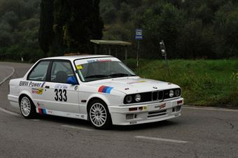 Giuseppe Bonifati – Valdelsa Classic – BMW 318 IS – 333, CAMPIONATO ITALIANO VEL. SALITA AUTO STORICHE