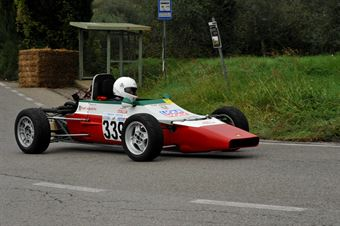 Aldo Panfili – Valdelsa Classic – Formula Italia – 339, CAMPIONATO ITALIANO VEL. SALITA AUTO STORICHE