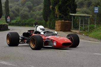 Jochen Landmann – Tecno Lotus – 345, CAMPIONATO ITALIANO VEL. SALITA AUTO STORICHE