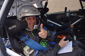Paolo Cargnelutti (Ford Focus WRC #3, Bluthunder Racing Italy), CAMPIONATO ITALIANO WRC