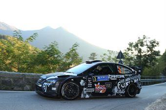 Paolo Porro, Paolo Cargnelutti (Ford Focus WRC #3, Bluthunder Racing Italy), CAMPIONATO ITALIANO WRC