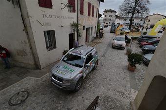 Partenza, CAMPIONATO ITALIANO CROSS COUNTRY