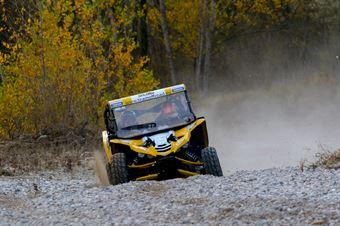 Algarotti Nicolò,Marzocco Roberto(Quaddy ZX1,#30), CAMPIONATO ITALIANO CROSS COUNTRY